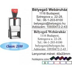 Colop Classic 2100 bélyegző
