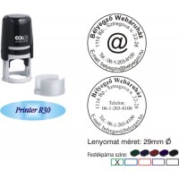 Colop Printer R30 körbélyegző