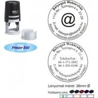 Colop Printer R40 körbélyegző