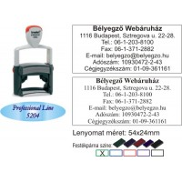 Trodat Professional Line 5204 bélyegző